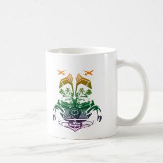 ラスベガスの贅沢家 コーヒーマグカップ