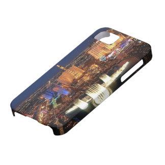 ラスベガスの電話箱-最も熱いの! iPhone SE/5/5s ケース