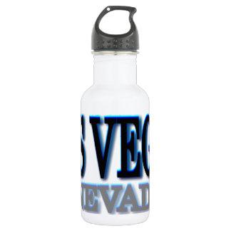 ラスベガスの青 ウォーターボトル