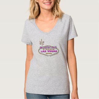 ラスベガスのTシャツの結婚 Tシャツ