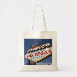 ラスベガスへようこそ トートバッグ