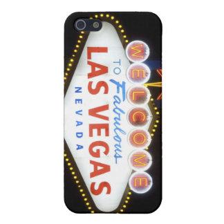 ラスベガスへようこそ iPhone SE/5/5sケース