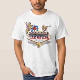 ラスベガスへようこそ Tシャツ