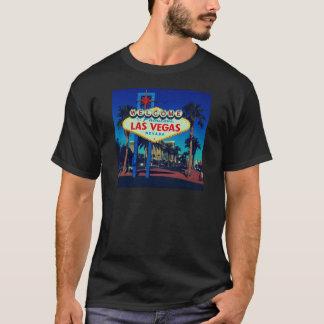 ラスベガスへようこそ! Tシャツ