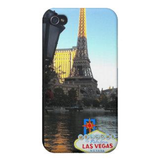ラスベガスエッフェル塔 iPhone 4/4Sケース