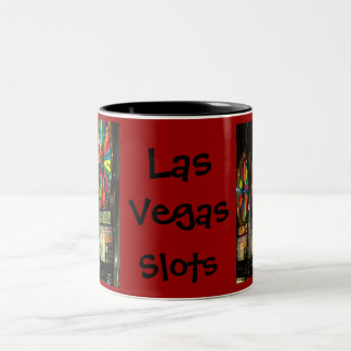 ラスベガススロット ツートーンマグカップ