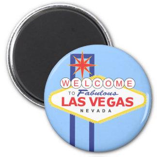 ラスベガスネバダの休暇旅行磁石 マグネット