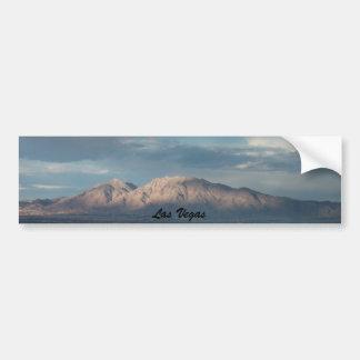 ラスベガス山 バンパーステッカー
