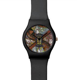 ラスベガス米国のヴィンテージ旅行腕時計 腕時計
