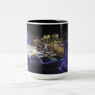 ラスベガス ツートーンマグカップ