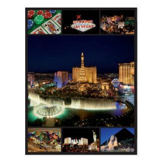ラスベガス-米国 ポストカード