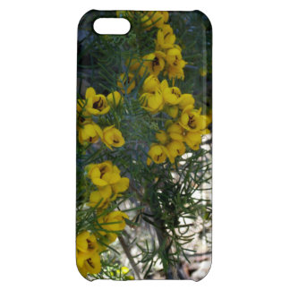 ラスベガス-黄色い花-の春 iPhone5Cケース