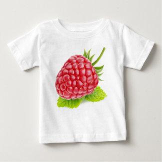 ラズベリーおよびミント ベビーTシャツ
