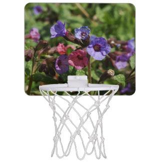 ラズベリーのしぶき ミニバスケットボールネット