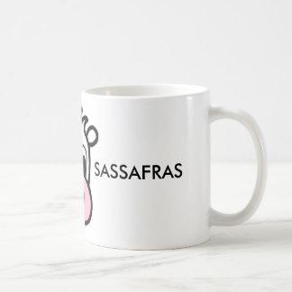 ラズベリーのサッサフラスコーヒーか茶マグ コーヒーマグカップ