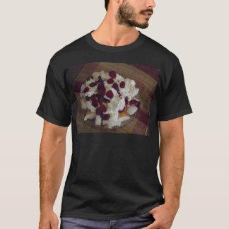 ラズベリーのデザート Tシャツ