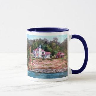 ラズベリーの灯台マグII マグカップ