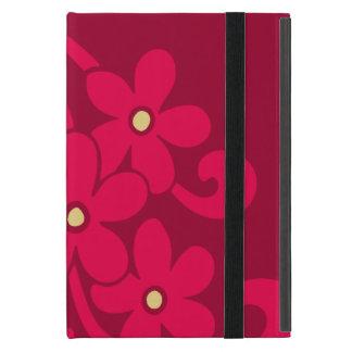 ラズベリーの赤の花 iPad MINI ケース