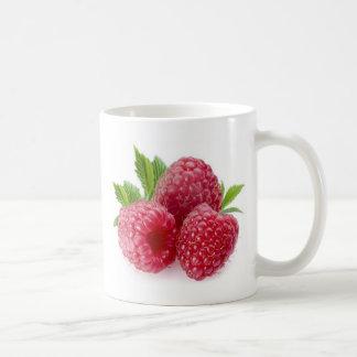 ラズベリー コーヒーマグカップ