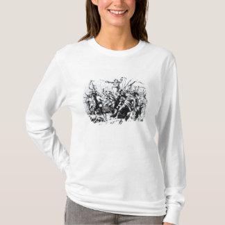 ラダイトの暴徒1811-12年 Tシャツ