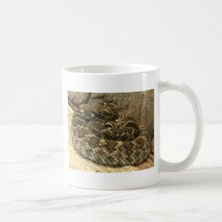 ラッセル音のヘビ コーヒーマグカップ