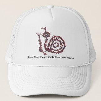 ラッセル音のヘビ、動物のイメージ1の帽子 キャップ
