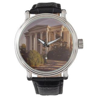 ラッセル音及びスナップのプランテーションコロンビアTNの腕時計 腕時計
