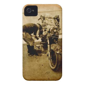 ラットのバイク Case-Mate iPhone 4 ケース
