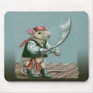 ラットの海賊mousepad マウスパッド