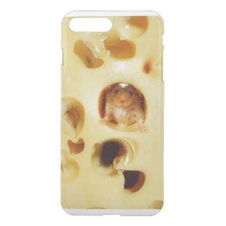 ラットはチーズを食べています iPhone 8 PLUS/7 PLUS ケース