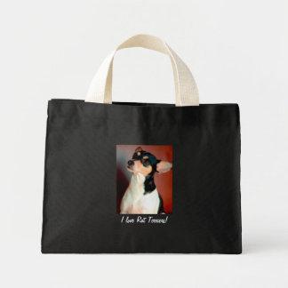 ラットテリアのバッグ ミニトートバッグ