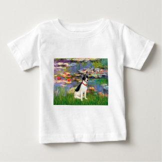ラットテリア-ユリ2 ベビーTシャツ