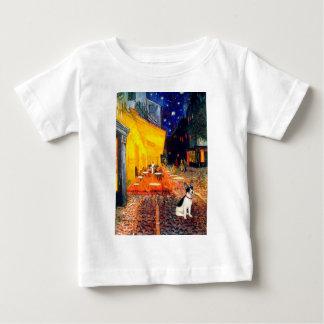 ラットテリア-台地のカフェ ベビーTシャツ