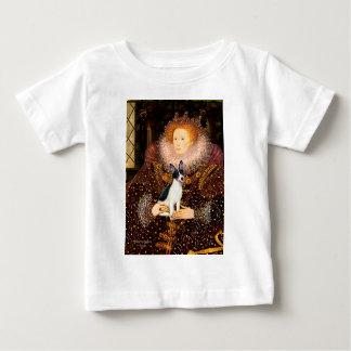 ラットテリア-女王 ベビーTシャツ
