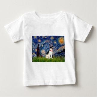 ラットテリア-星明かりの夜 ベビーTシャツ