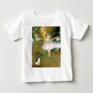 ラットテリア- 2人のダンサー ベビーTシャツ