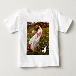 ラットテリア- Windflowers ベビーTシャツ