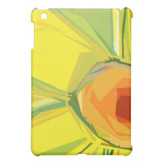 ラッパスイセンの春 iPad MINIケース