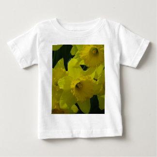 ラッパスイセン分野 ベビーTシャツ