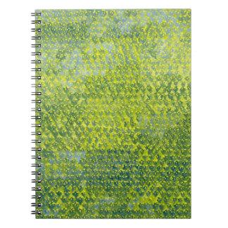 ラッパスイセン2012年 ノートブック