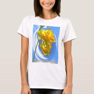 ラッパスイセンDayz Tシャツ