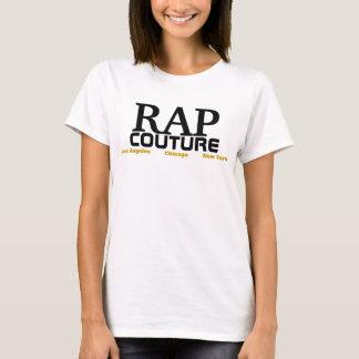 ラップのなオートクチュールのTシャツ Tシャツ