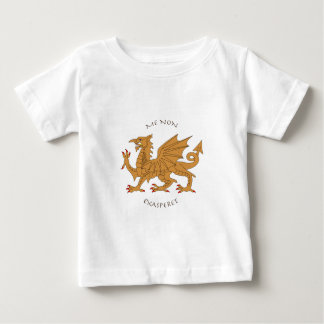 ラテン系のモットーおよび紋章学 ベビーTシャツ