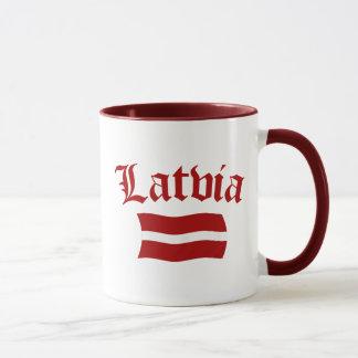 ラトビア マグカップ