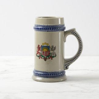 ラトビア、ラトビア ビールジョッキ