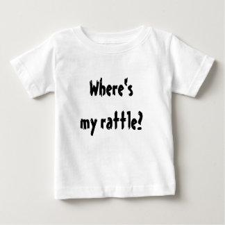 ラトラー ベビーTシャツ