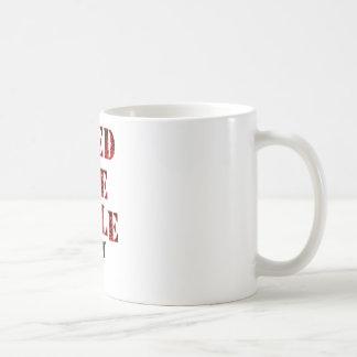 ラバヨハンFranzenを食べ物を与えて下さい コーヒーマグカップ