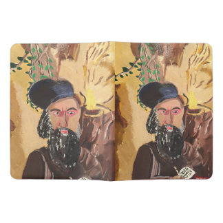 ラビのシモンのバーYochai Kabbalah エクストララージMoleskineノートブック