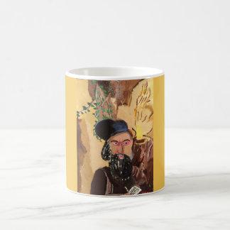 ラビのシモンのバーYochai Kabbalah コーヒーマグカップ