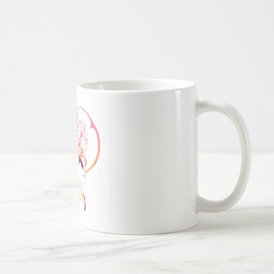 ラビットしんどろーむ コーヒーマグカップ